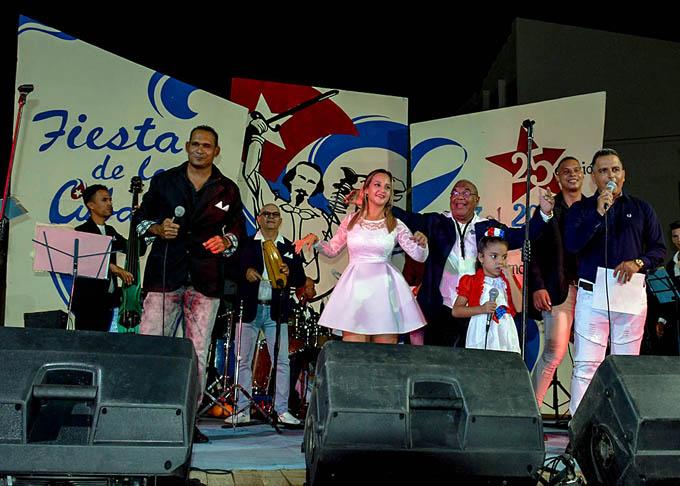 Rinden homenaje a Benny Moré en Fiesta de la Cubanía