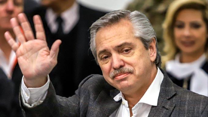 Dos nuevas encuestas dan ventaja a Alberto Fernández en Argentina
