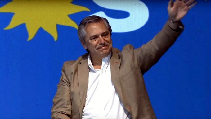 Alberto Fernández, el candidato que sueña una Argentina para todos