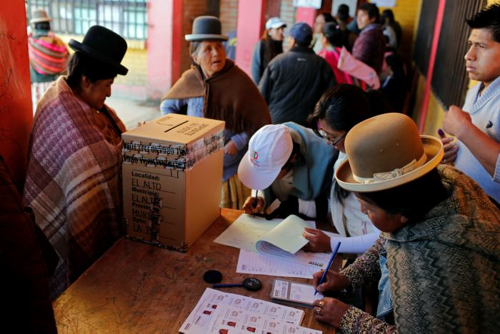 Bolivia reforzará seguridad de elecciones