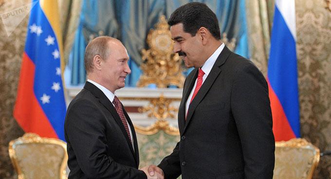 Venezuela y Rusia incrementarán intercambio comercial a fines de 2019