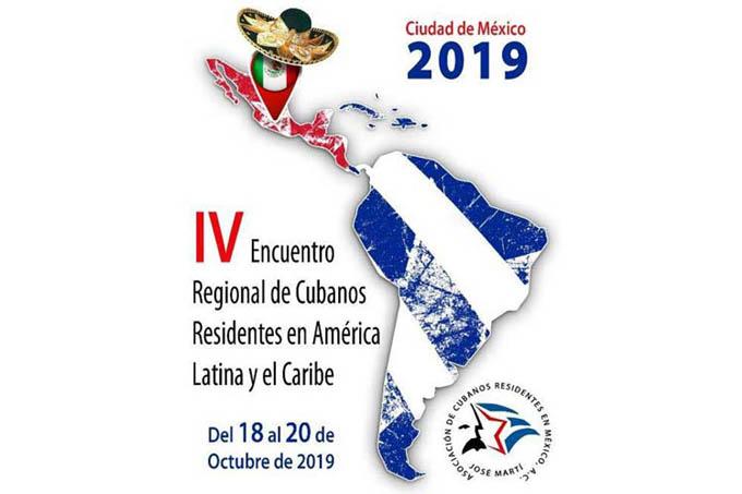 En México IV Encuentro de cubanos radicados en Latinoamérica y Caribe