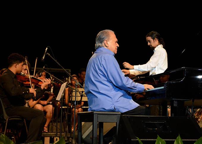 Ofrecen en Bayamo concierto por el Día de la cultura cubana (+ fotos y video)