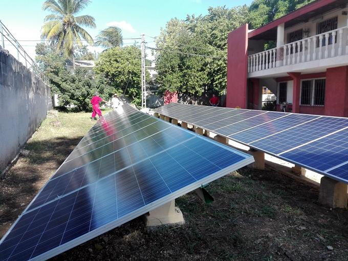Empresa Cárnica de Granma apuesta por el uso de las fuentes renovables de energía