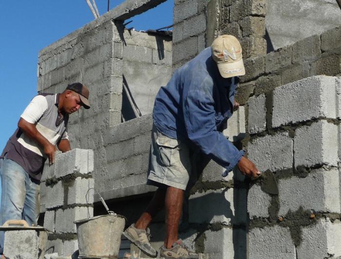 Continúa en ejecución plan estatal de construcción de viviendas