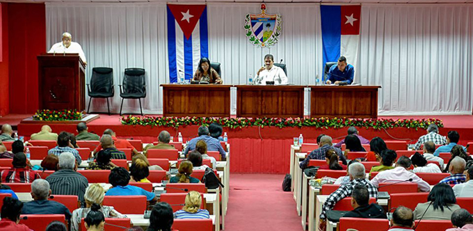 Reafirman respaldo a convocatoria del Presidente Cubano de Pensar como País (+ fotos yaudios)