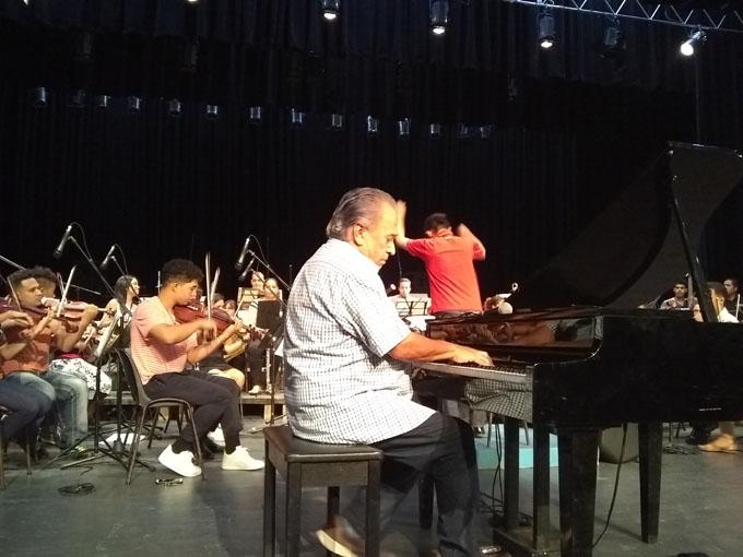 Consagrados acordes regalarán un concierto cubano y universal