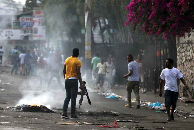 Oposición de Haití con nuevo calendario de movilizaciones