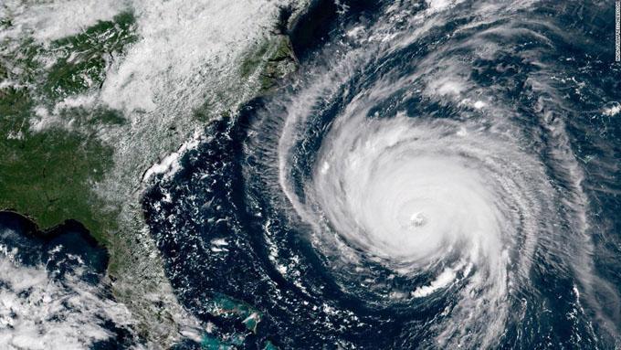 Descubren nuevo fenómeno sísmico asociado a huracanes