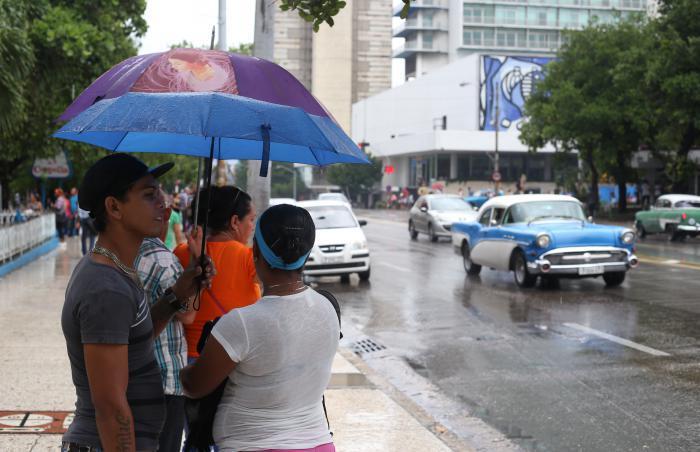 Condiciones mantendrá elevada la probabilidad de lluvias este fin de semana