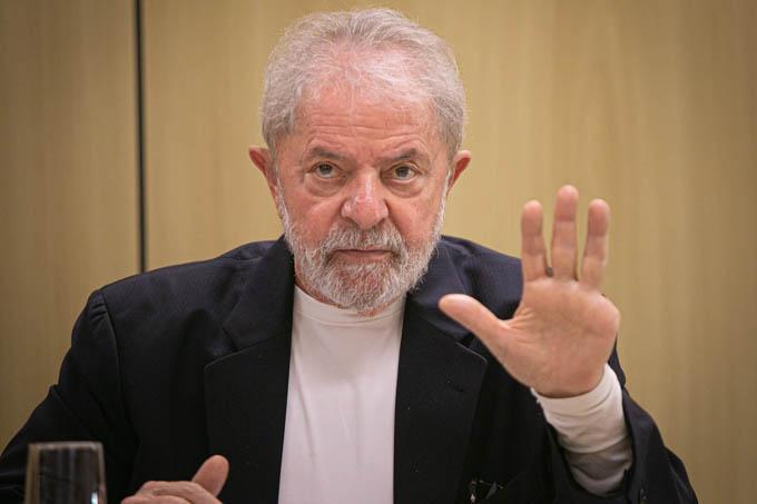 La inocencia de Lula  resplandece desde  siempre