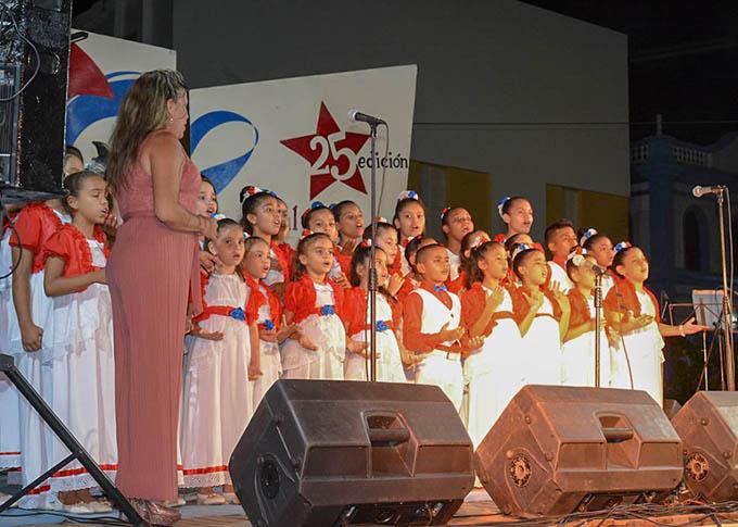 La Fiesta de la Cubanía para los niños