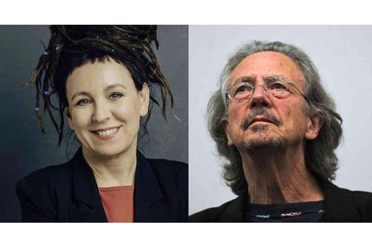 Olga Tokarczuk y Peter Handke ganan Premio Nobel de Literatura