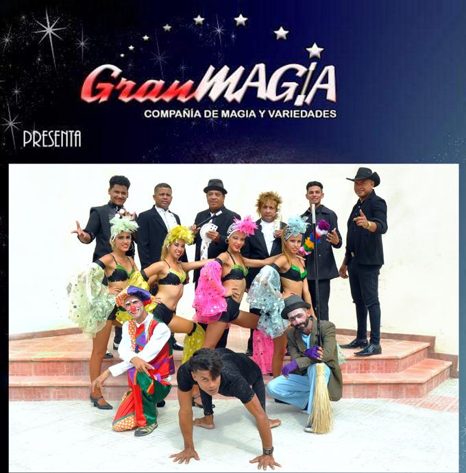 Granma, cantera de la magia humorística en Cuba