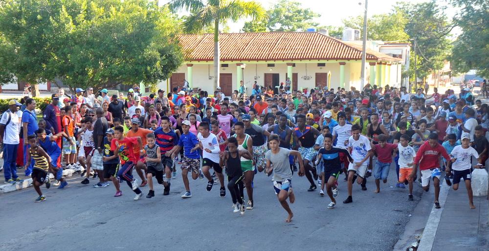 Hoy, en todo el país, carrera popular Maracuba