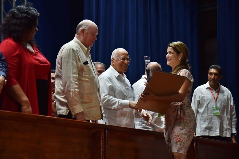 Ministro cubano del Comercio Exterior destaca resultados de la Feria de La Habana