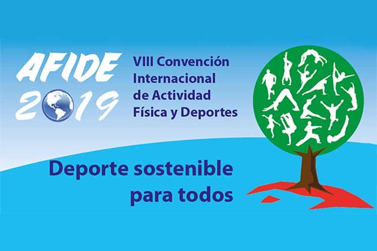 Debatirán en La Habana sobre deporte sostenible, comienza Afide 2019