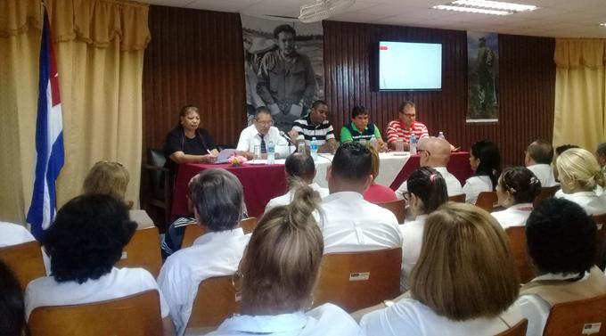 Convocan Segunda Conferencia del Sindicato de Administración Pública