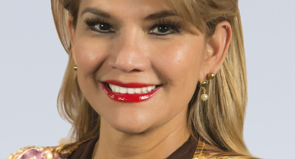 ¿Quién es Jeanine Añez Chávez, la mujer que podría gobernar Bolivia? (+ video)