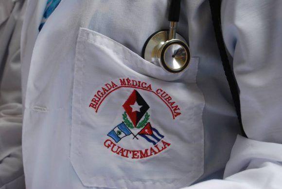 Guatemala: Brigada Médica Cubana en el corazón del pueblo
