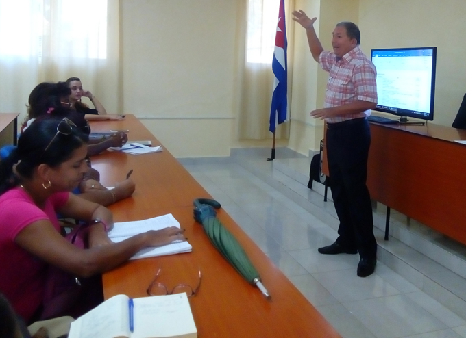 Inicia curso sobre Gestión de la Comunicación