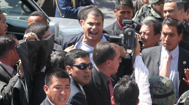 Crecen denuncias de persecución política en Ecuador