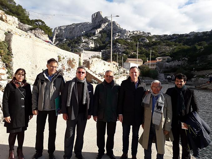 Intercambian diputados cubanos con autoridades francesas