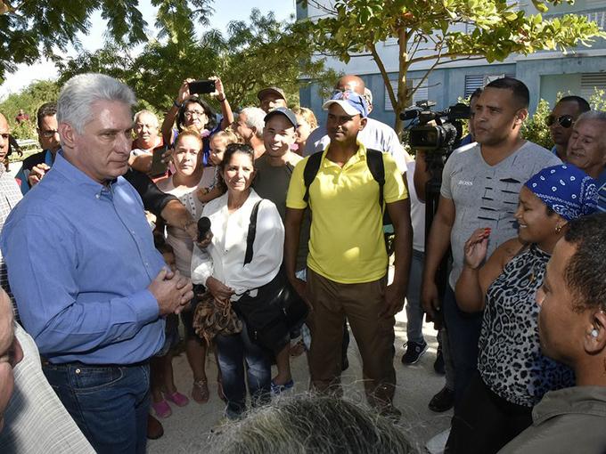 Prosigue visita gubernamental a Ciego de Ávila