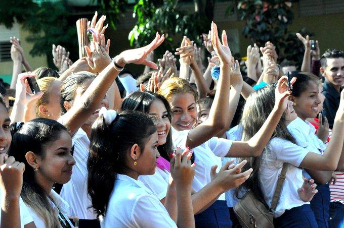 Celebran hoy en Granma Día Internacional del Estudiante