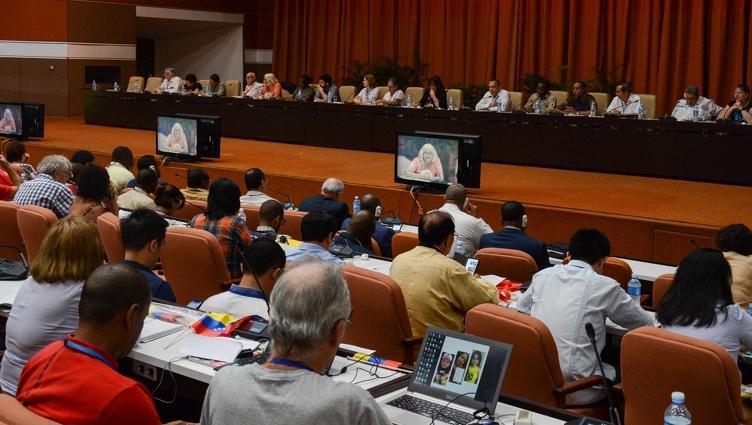 Encuentro solidario en Cuba demostró que la lucha es la alternativa