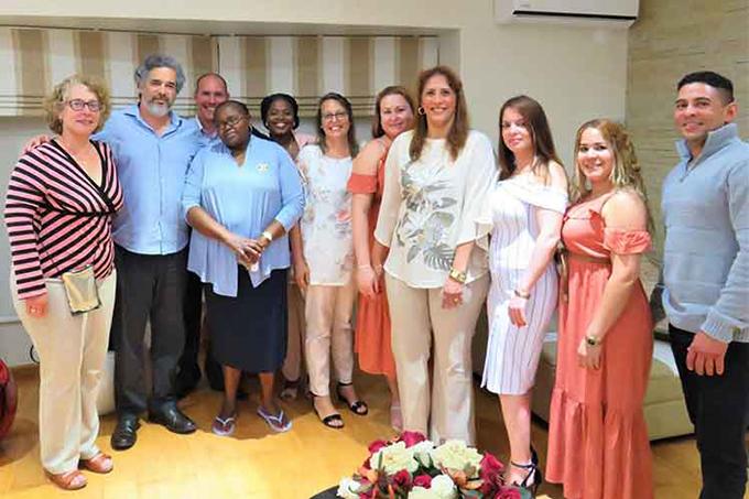Celebran aniversario 14 de la cooperación médica de Cuba en Eswatini