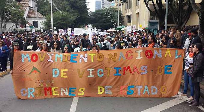 Miles en las calles de Colombia rechazan políticas del gobierno (+fotos y video)