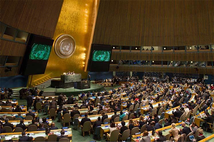 Fin del bloqueo de EE.UU contra Cuba, reclamo de casi 30 años en ONU
