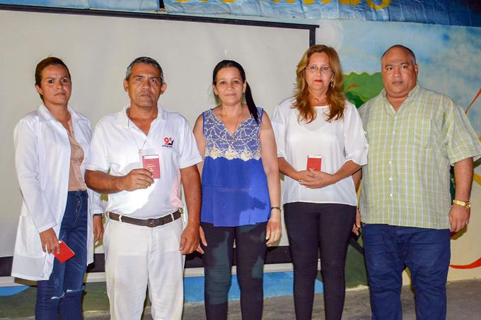 Reafirman en Yara respaldo a la Revolución Cubana