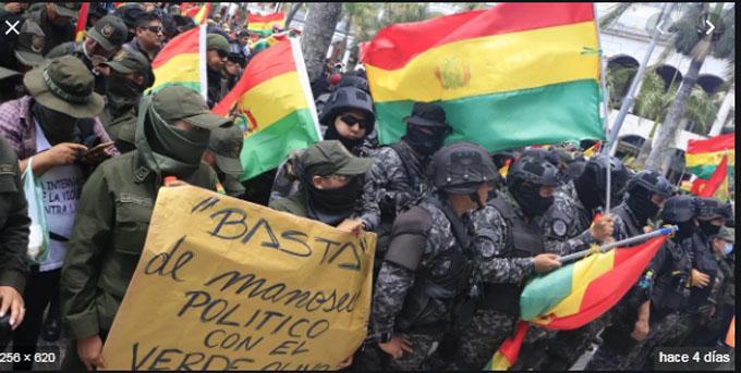 Muertes y denuncias de legisladores mantienen tensión en Bolivia (+video)