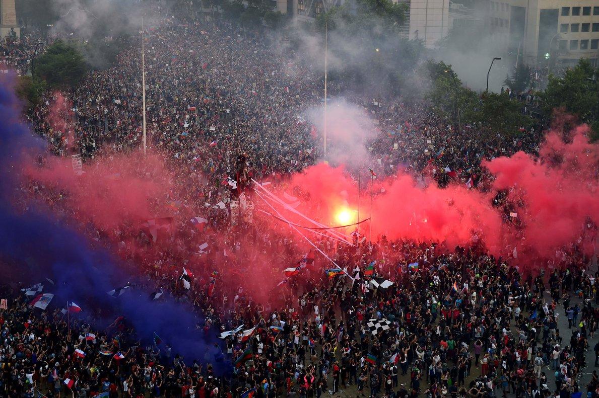 Chile sufre hoy como ayer