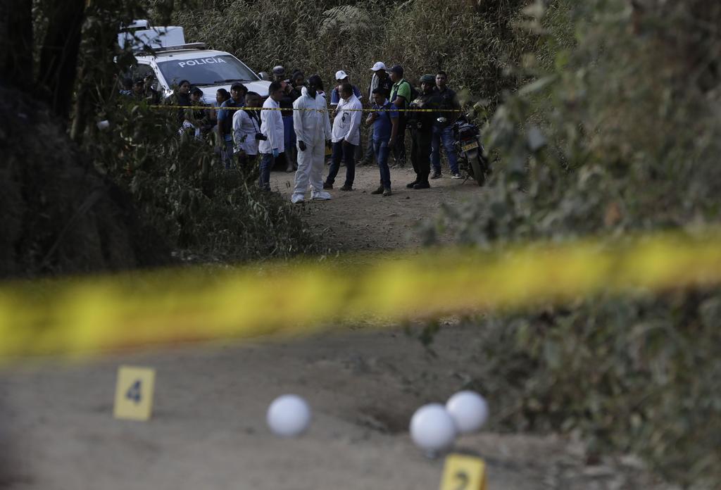 La violencia, una constante en la realidad colombiana