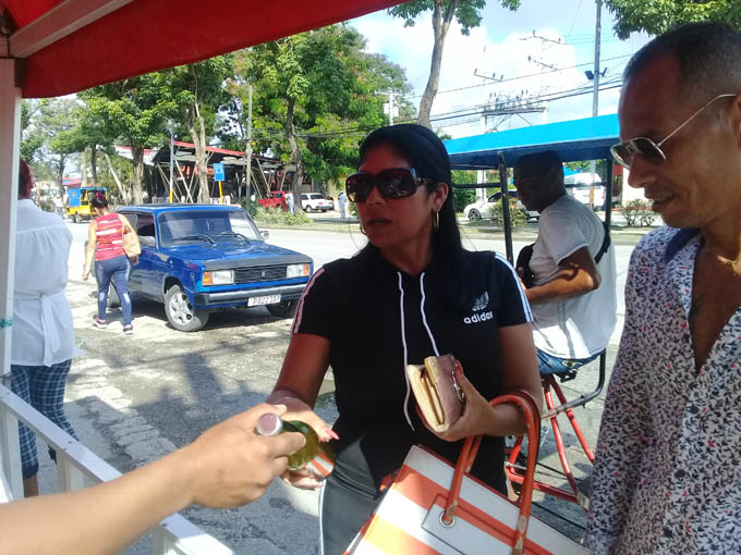 Comercio en las calles de Bayamo (+fotos)