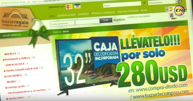 Comercializa Copextel productos electrónicos por internet (+video)