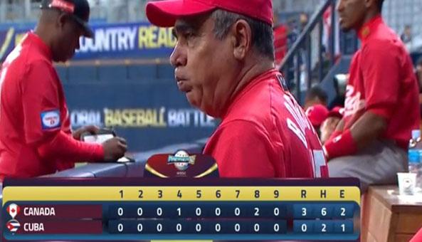 Cuba se despide del Premier 12 de béisbol