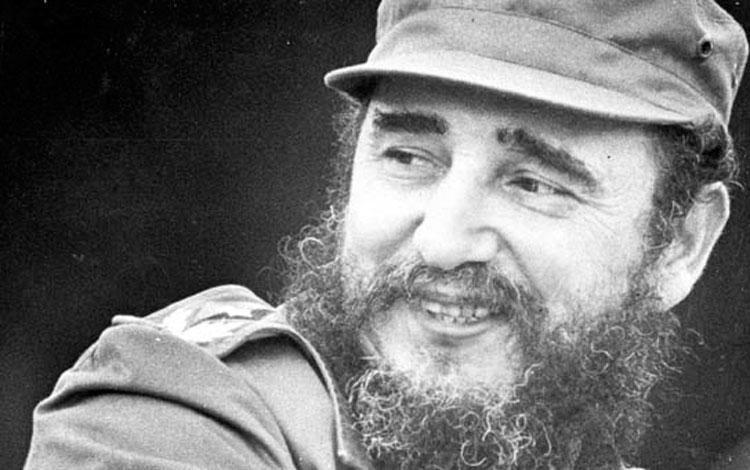 Rinden homenaje a Fidel trabajadores de la ONURE