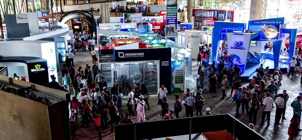 Exposición de fondos exportables de Cuba sobresale hoy en Fihav 2019