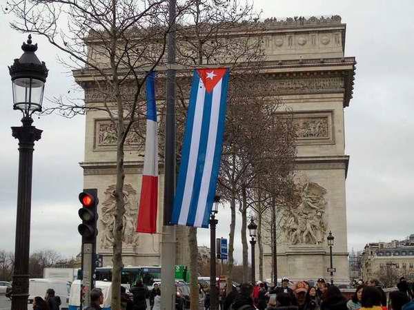 Abogan en Francia por otro rotundo rechazo en ONU al bloqueo a Cuba
