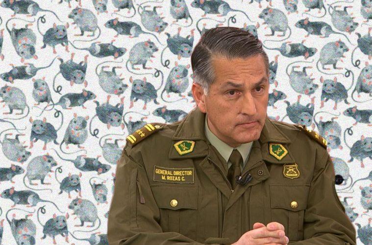 Jefe de Carabineros de Chile en centro de polémica