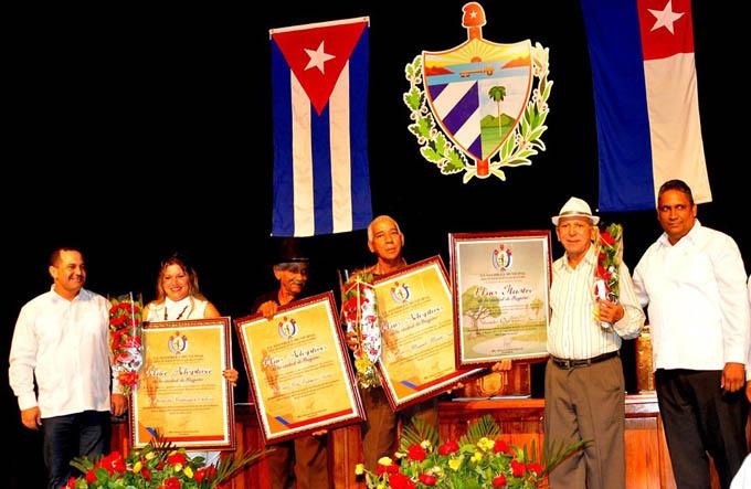 Celebran aniversario 506 de la villa de San Salvador de Bayamo (+ fotos)