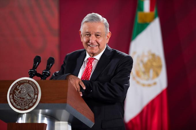 Destaca López Obrador aniversario 109 de la Revolución Mexicana