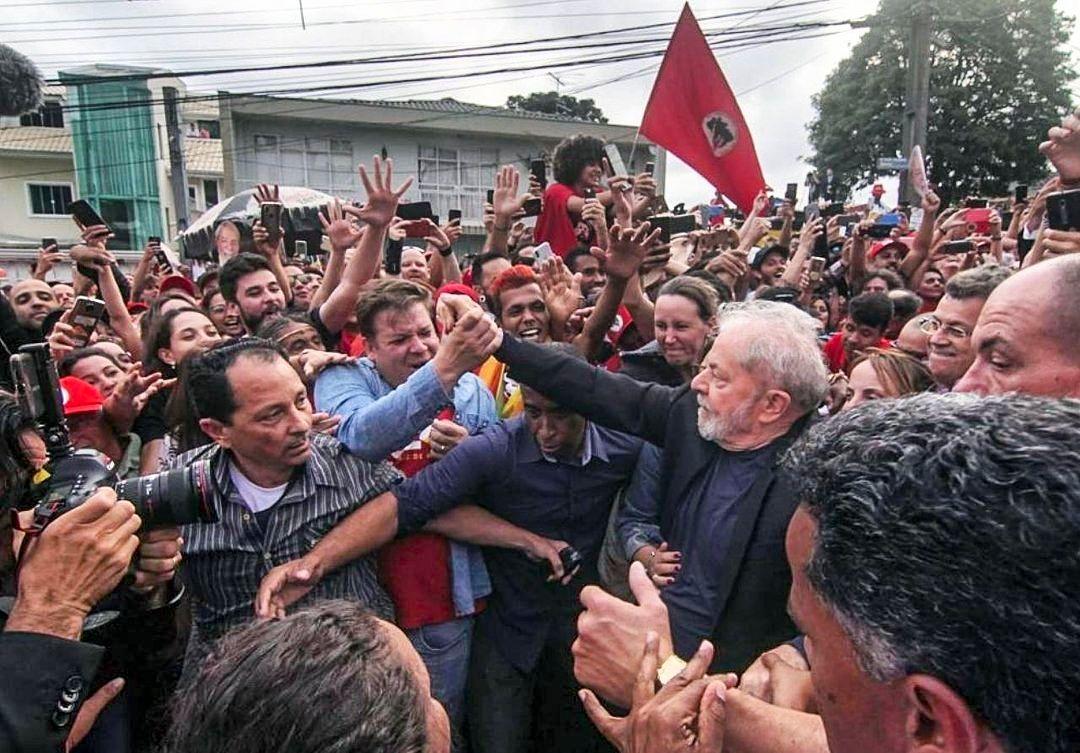 Lula, fortaleza de la esperanza para un nuevo amanecer en Brasil