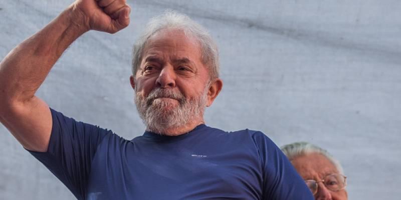 Justicia decreta libertad de Lula tras decisión del Supremo (+ video)