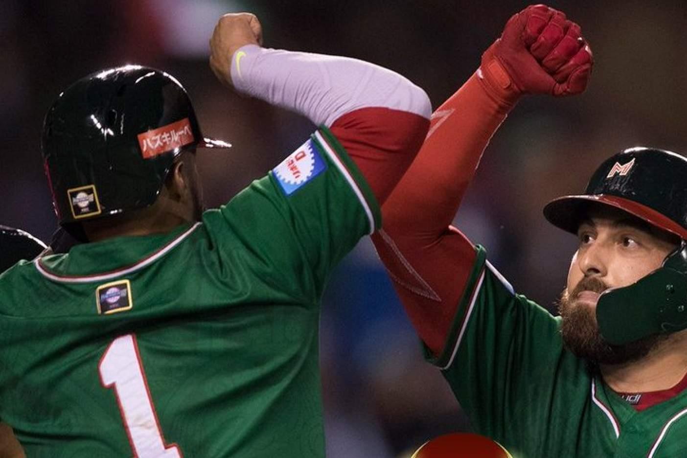México disputará las medallas en Premier 12 de béisbol