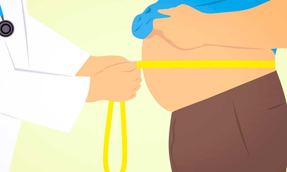 Ojo con la obesidad y el hígado graso
